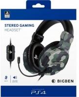 Bigben Interactive - Stereo Gaming Headset - Camo Green Photo