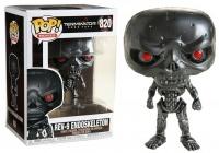 Funko Pop! Movies:Terminator Dark Fate-Rev-9 Endoskeleton Photo