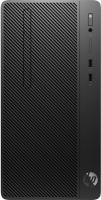 HP 290 G2 Intel G4900 4GB RAM 500GB HDD Micro-Tower Desktop PC - Black Photo