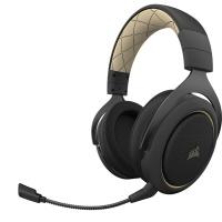 Corsair - HS70 PRO WIRELESS Gaming Headset - Cream Photo