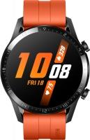 Huawei Watch GT 2 Sport Edition 46mm Smartwatch - Sunset Orange Photo