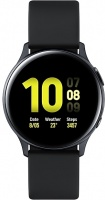 Samsung Galaxy Watch Active2 40mm Bluetooth Aluminum Smartwatch - Black Photo