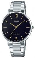 Casio Standard Ladies Collection Analog Wrist Watch - Silver Photo