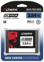 "Kingston Technology - DC450R 3.84TB 2.5"" Serial ATA 3 3D TLC Solid State Drive Photo"