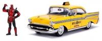 Jada Toys - 1/24 - Deadpool Taxi With Figure Photo