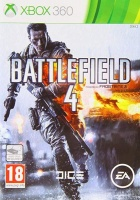 Battlefield 4 Xbox360 Game Photo