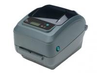 Zebra - GX420t 203dpi T/T Label Printer W/ Serial; Parallel & USB Photo