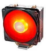 DeepCool Gammaxx 400 V2 CPU Air Cooler Red LED Photo