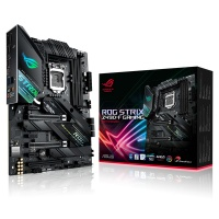 ASUS ROG STRIX Z490-F GAMING LGA 1200 ATX Motherboard Photo