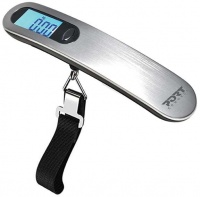 Port Designs Port Connect Electronic Luggage Scale - Black Photo