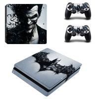 SKIN-NIT Decal Skin For PS4 Slim: Arkham Origins Joker 2019 Photo