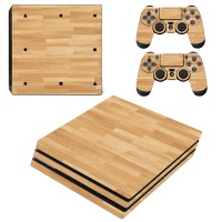 SKIN-NIT Decal Skin For PS4 Pro: Wood Photo