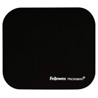 Fellowes Microban Mouse Pad with Anti-bacterial Protection - Navy Photo