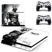 SKIN-NIT Decal Skin For PS4: Batman Arkham Knight White 2019 Photo
