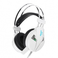 Misde H9 Gaming Headphone Headset Led Light Stereo Noise Cancelling Headp Photo