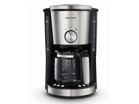 Mellerware Morphy Richards Evoke Coffee Maker - Silver Photo