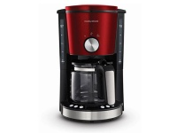 Mellerware Morphy Richards Evoke Coffee Maker - Red Photo