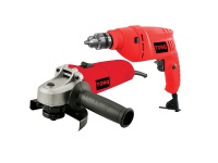 Torq 500w Angle Grinder & 500w Impact Drill COMBO Photo