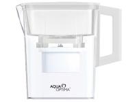 "Aqua Optima Water Jug 2.1Lt & 30 Day Filter ""Compact"" White Photo"
