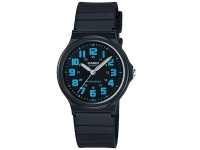 Casio Mens Black Resin Band Wrist Watch Photo