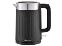 Eiger - Linea Nero 1.7L Stainless Steel Kettle Photo