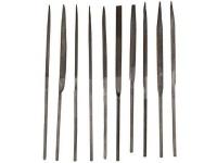 Fragram Needle File Set 10 Piece Photo