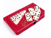 Toys Game Dominoes Ivory Double-Six 5mm Photo