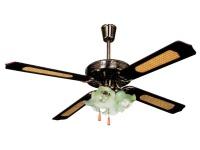 Goldair 132cm Delux Four Light Ceiling Fan Photo