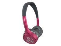 IFrogz Toxix Plus On Ear Headphone With Mic - Rose Pink Photo