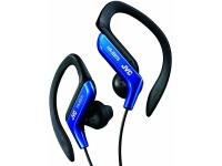 JVC HA-EB75 Clip Earphones - Blue Photo