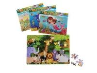 Toys Jigsaw Puzzle - Educational Photo