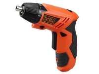 Black and Decker Black & Decker 4.8V Cordless Screwdriver Photo