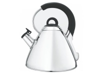 Snappy Chef 2.2 Liter Whistling Kettle- Silver Photo