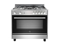 La Germania Parma Stainless Steel Gas Hob and Electric Oven Photo