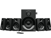 Logitech 5.1 Surround Sound Wih Bluetooth Z607 Photo