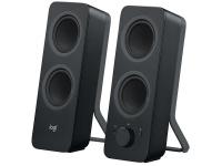 Logitech Z207 Bluetooth Speaker Black Photo