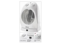 Mellerware Oscillating Fan Heater Photo