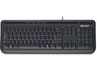 Microsoft Wired Keyboard 600 Black Photo