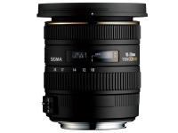 Sigma 10-20mm EX DC HSM Lens For Nikon Photo