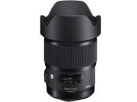 Sigma 20mm DG HSm Art Lens For Nikon Fit Photo