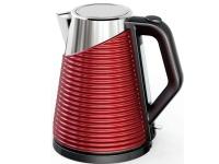 Sunbeam 1.5L Ultimum Stainless Steel Kettle- Red Photo