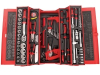 Tork Craft Tradesman Tool Box 88 pieces 5 X Tray 468 X 200 X 203mm Photo