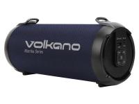 Volkano Mamba Series Bluetooth Speaker - Blue Photo