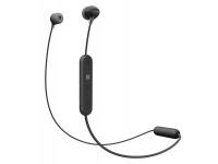 Sony WI-C300 Wireless In-Ear earphones - Black Photo