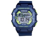 Xonix Gents Digital Watch Blue Chrono 100M Photo