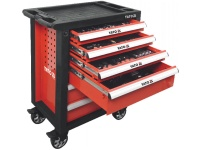 Yato 177 Piece Tool Cabinet With Tools Photo
