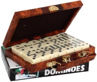 Toys Game Dominoes 19.5 x 12 x 3.5cm PVC Photo