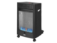 Alva Roll About Gas Heater - Blue Flame Photo