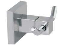 Wildberry Stainless and Zinc Robe Hook Photo