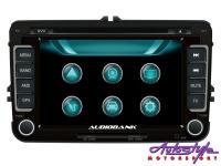 Audiobank NAB-6882UN Double Din DVD/GPS for Volkswagen Photo